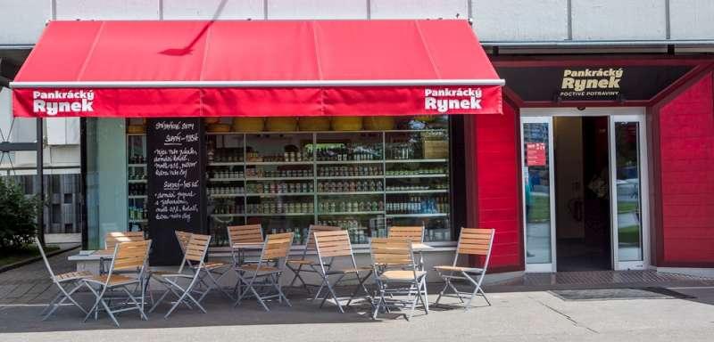 Pankrácký Rynek: Místo, kde seženete poctivé potraviny