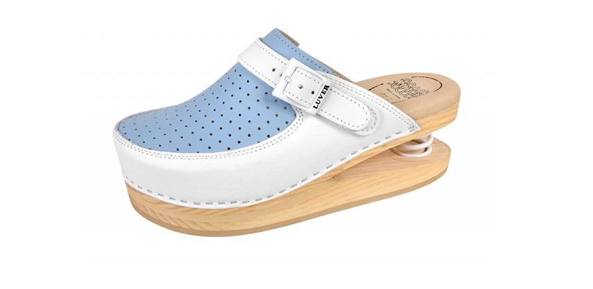Zdravotní obuv Luver